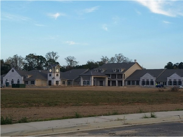 The Claiborne, a premier retirement community, is the newest edition to Pike County