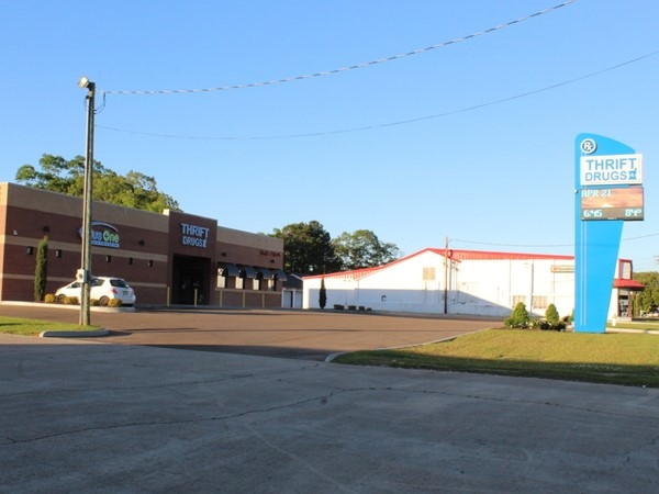 New location for Thrift Drugs of McComb