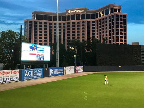Beau Rivage from MGM Park