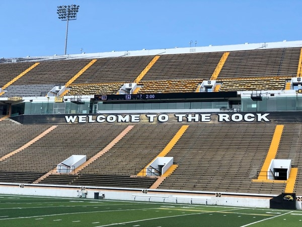 Welcome to the Rock