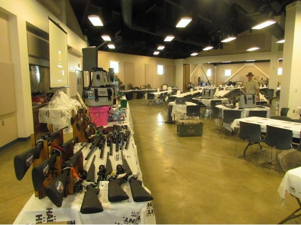 Pike - Amite Chapter of National Wildlife Federation Banquet and Auction at the Safe Room Shelter