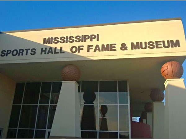 One of the best museums in the Jackson area! Right off the interstate too