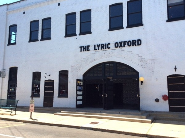 The Lyric Theatre  Oxford is used for weddings, special events and other music venues